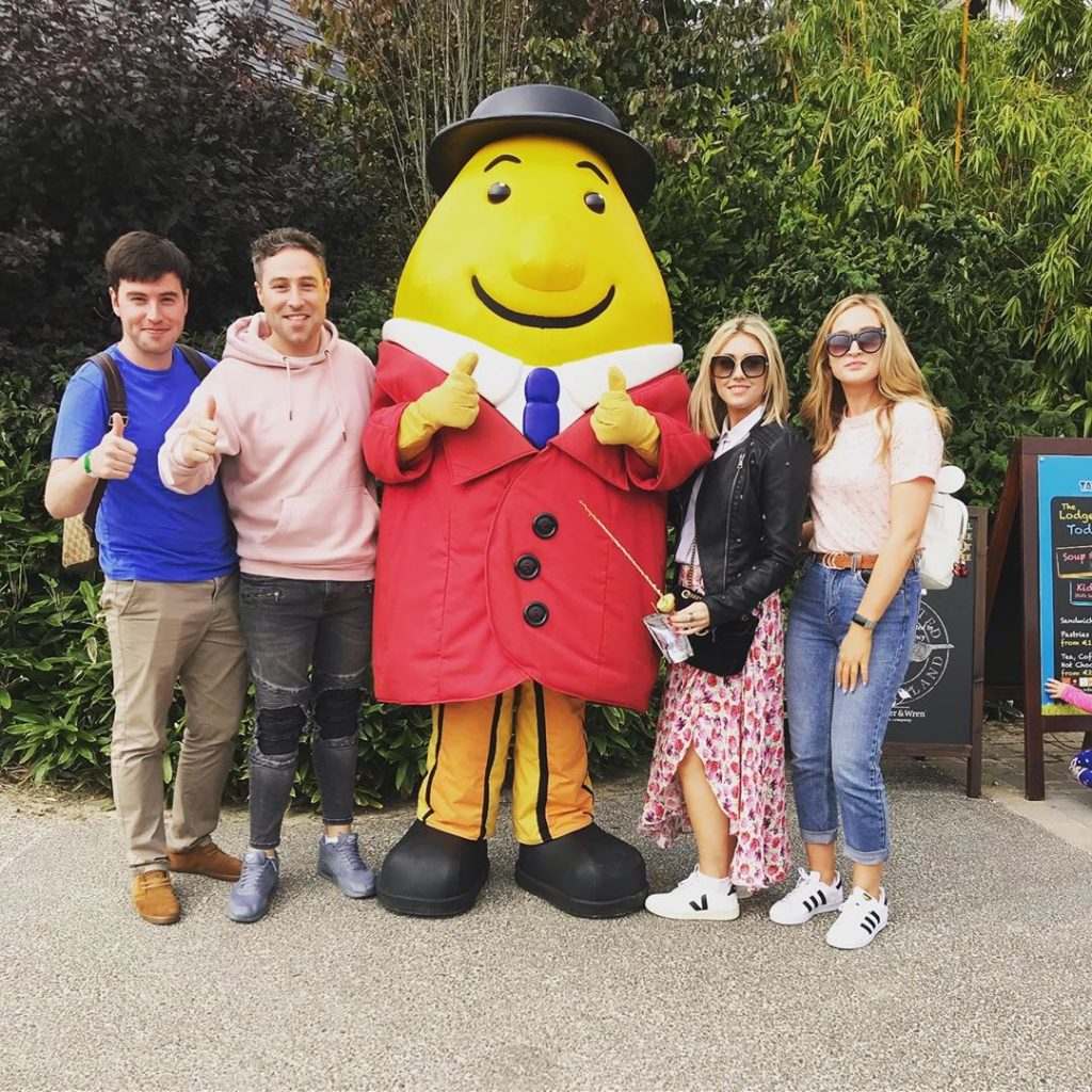 Mr Tayto is an Irish icon