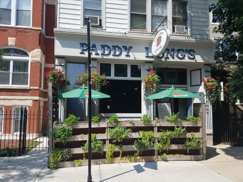 Paddy Long's Beer and Bacon Pub is one of the 10 best Irish pubs in Chicago