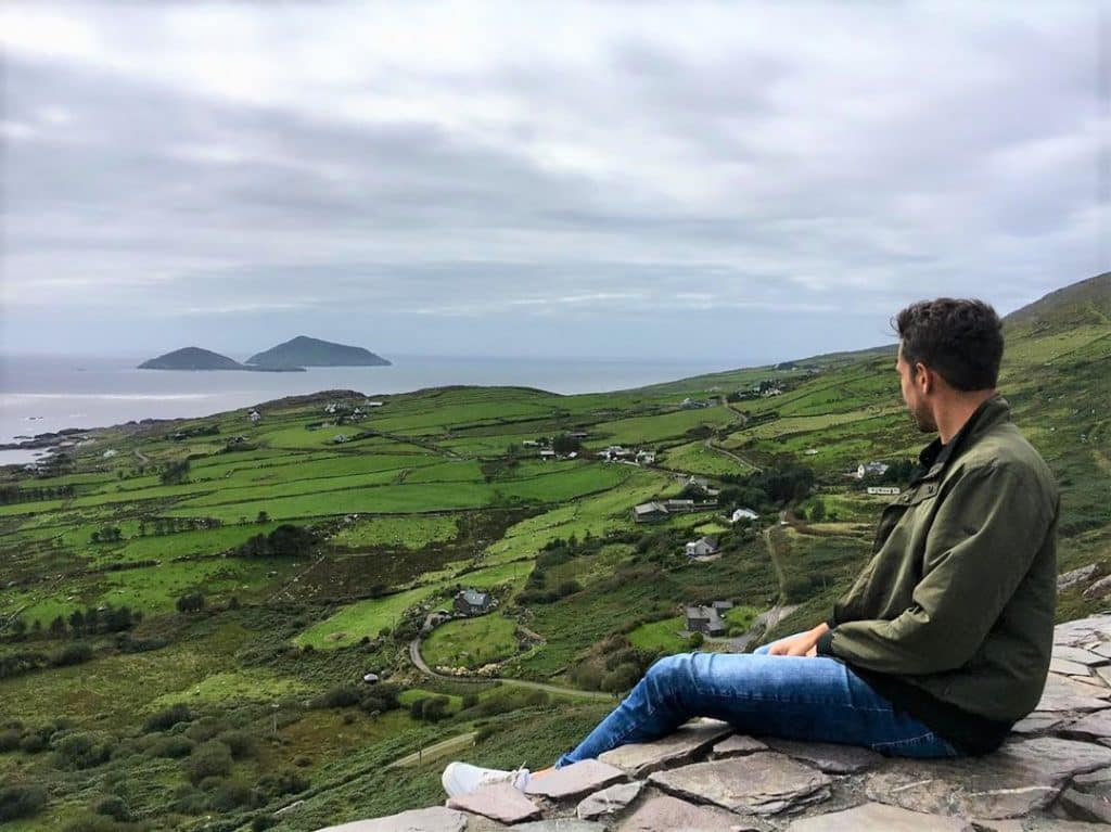 County Kerry in Ireland offers peace and quiet
