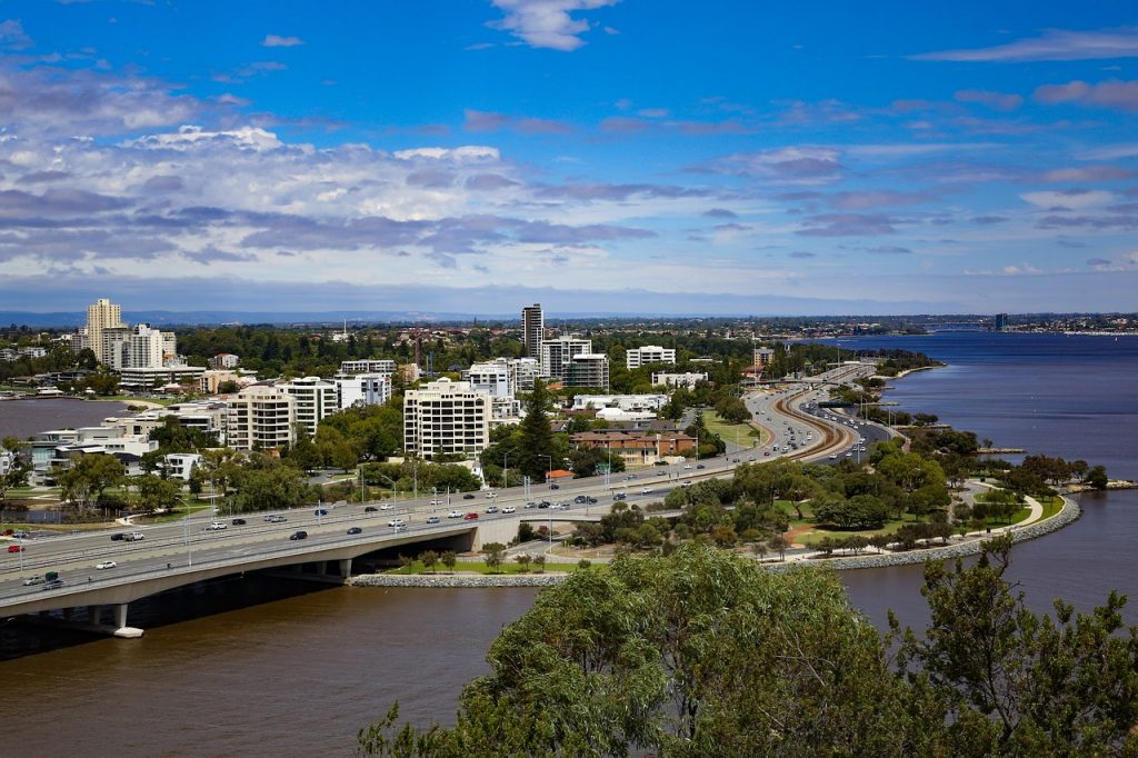 Perth is one of the top 10 places with a strong Irish community outside of Ireland