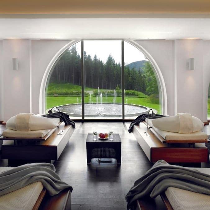 Powerscourt Hotel is one of the ten snazziest hotels in Ireland