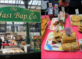 Review: 10 food stalls you have to try at St. George's Market in Belfast