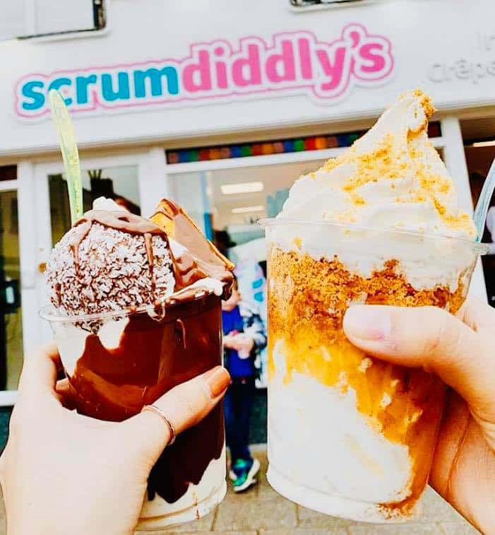 Scrumdiddly's serves some of the best ice cream in Dublin