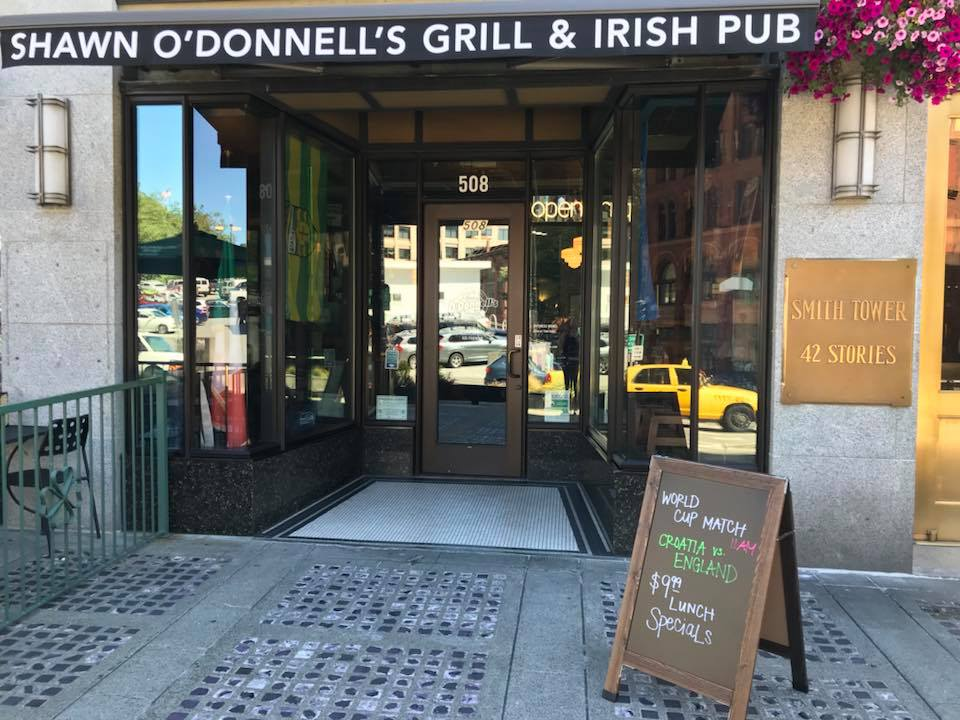 Shawn O'Donnells is one of the top Irish pubs in the U.S.