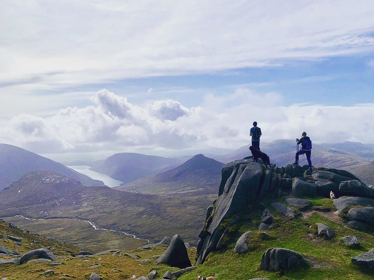 Want to know the best place to visit in every county of Northern Ireland? In Down we recommend Slieve Donard