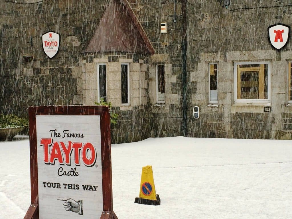 Tayto Castle in Northern Ireland