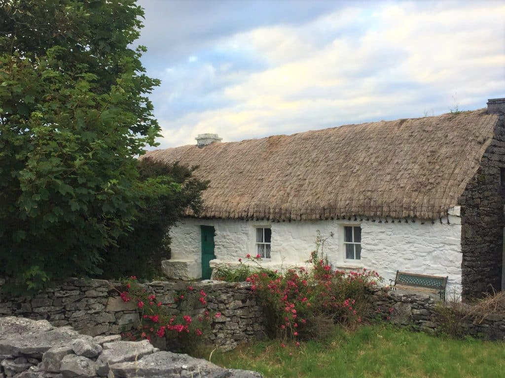 Check out Teach Synge, a museum on Inis Meain in the Aran Islands