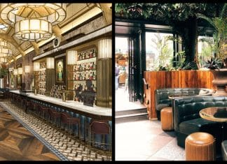 The 10 poshest bars in Dublin