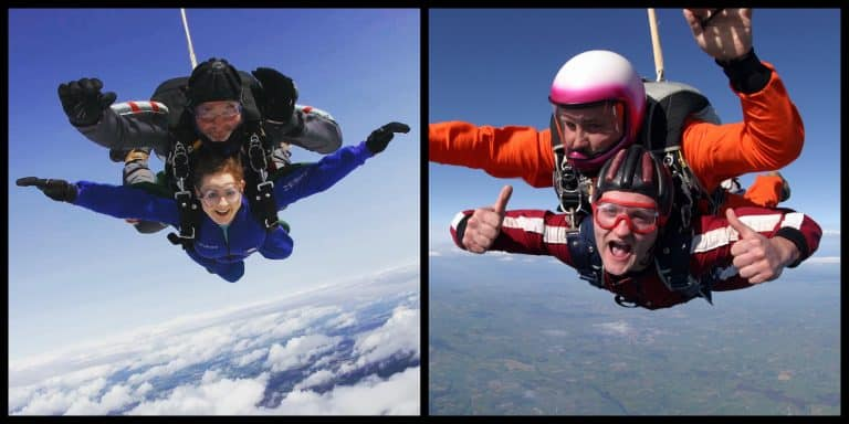 The 5 best places to skydive in Ireland