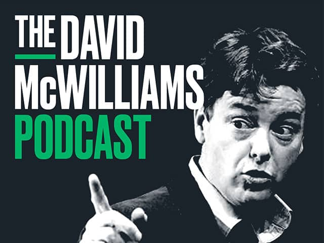 The David Williams Podcast is one of 10 unmissable events in Ireland in November 2019