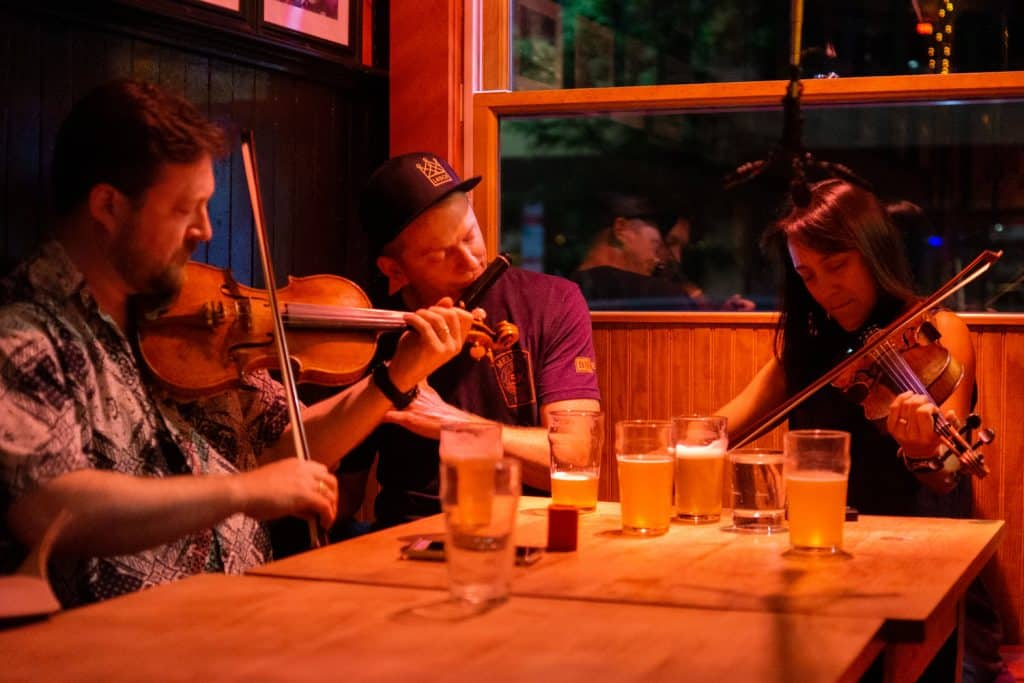 The Druid is one of the 10 best Irish pubs in Boston