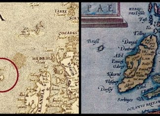The legend of Hy Brasil: the mythical island off the coast of Ireland