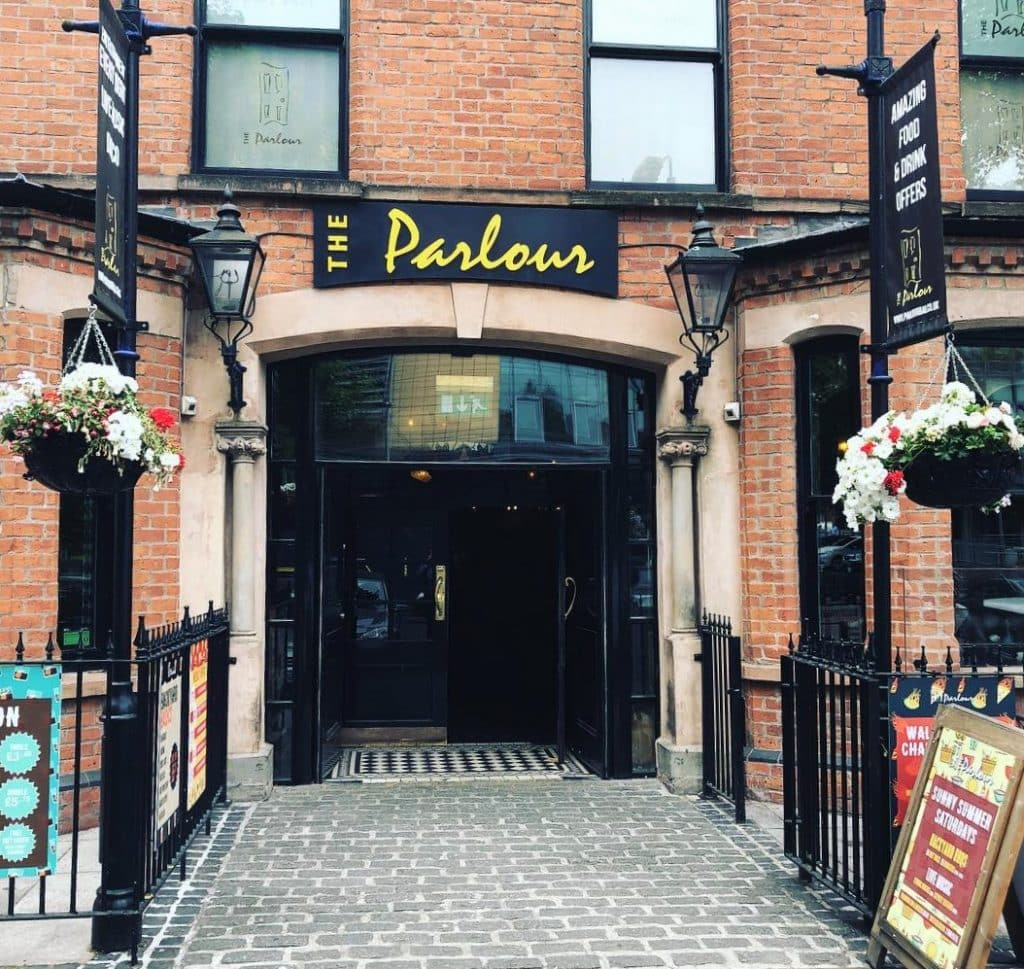The Parlour is one of the 10 best bars in Belfast