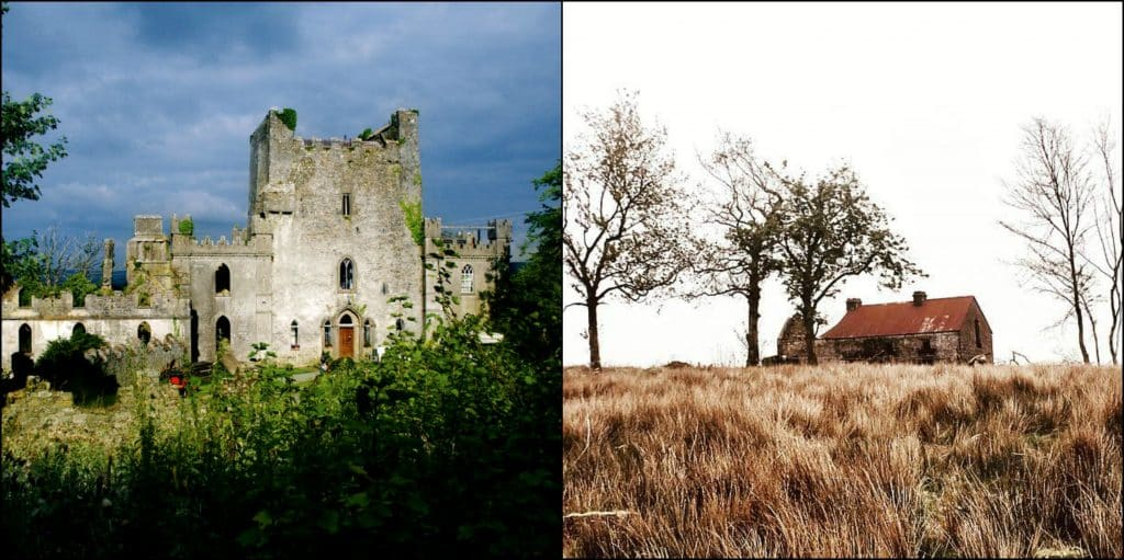 Top 5 spooky and mysterious ghost stories from Ireland