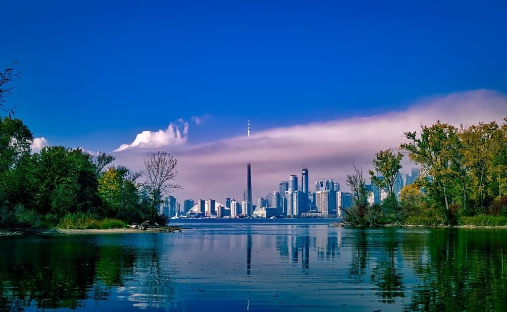 Toronto is one of the top 10 places with a strong Irish community outside of Ireland