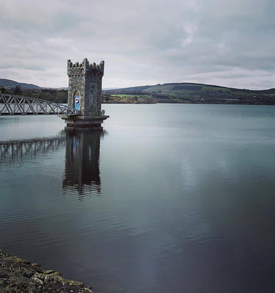 Avoid swimming in reservoirs on the Emerald Isle