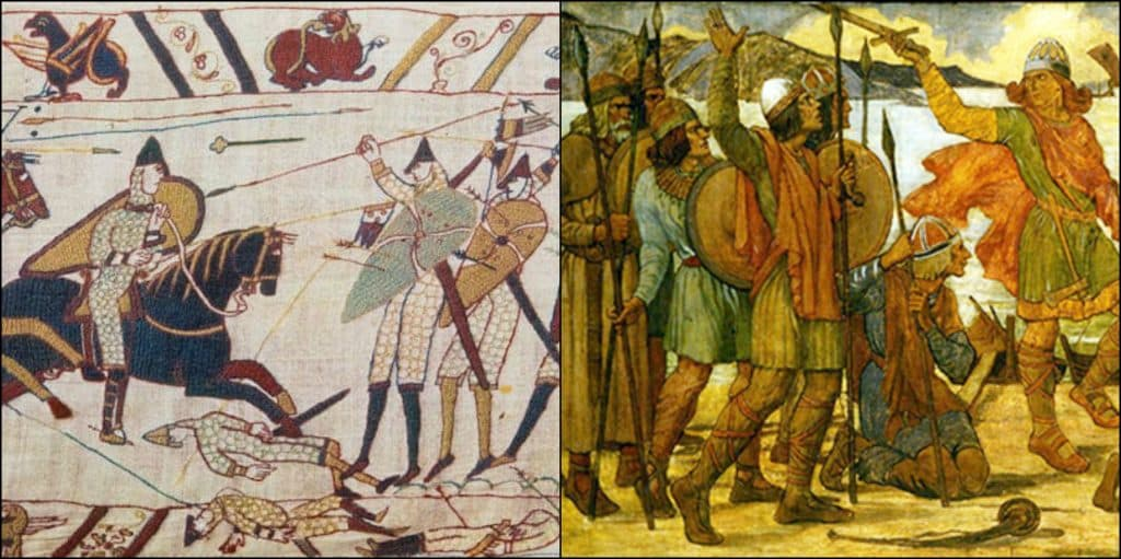 Who were the Black Irish?