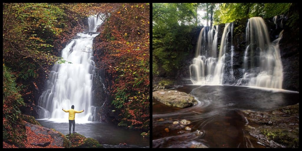 5 magical waterfalls in Northern Ireland