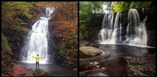 5 magical waterfalls in Northern Ireland