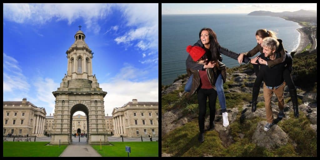 5 reasons to study abroad in Ireland