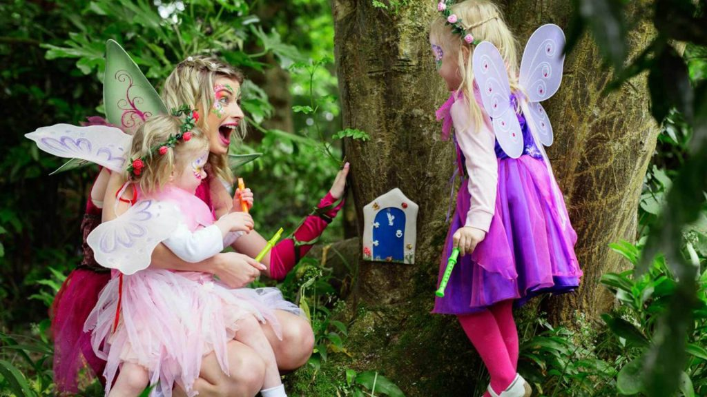 The Ardilaun Hotel fairy garden is one of the top five adorable fairy villages in Ireland
