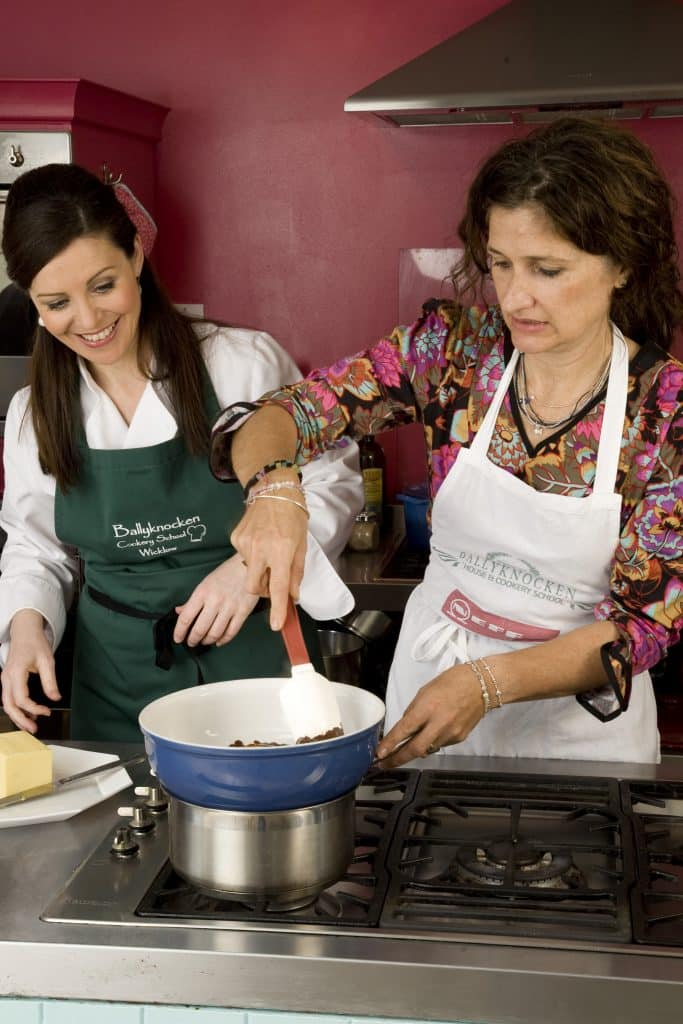 Ballyknocken House and Cookery School is one of the 10 best cookery schools in Ireland