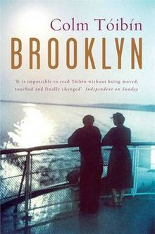 Brooklyn is one of the top 10 amazing novels set in Ireland