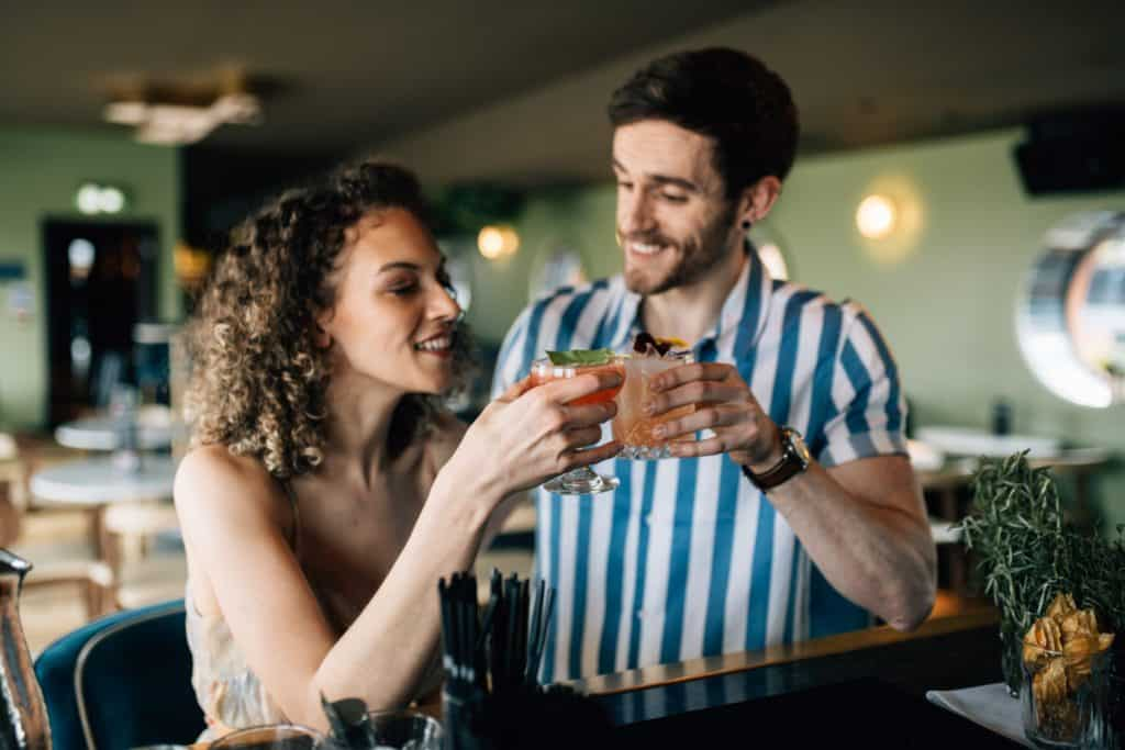 Bullitt Bar is perfect for a date in the capital of Northern Ireland