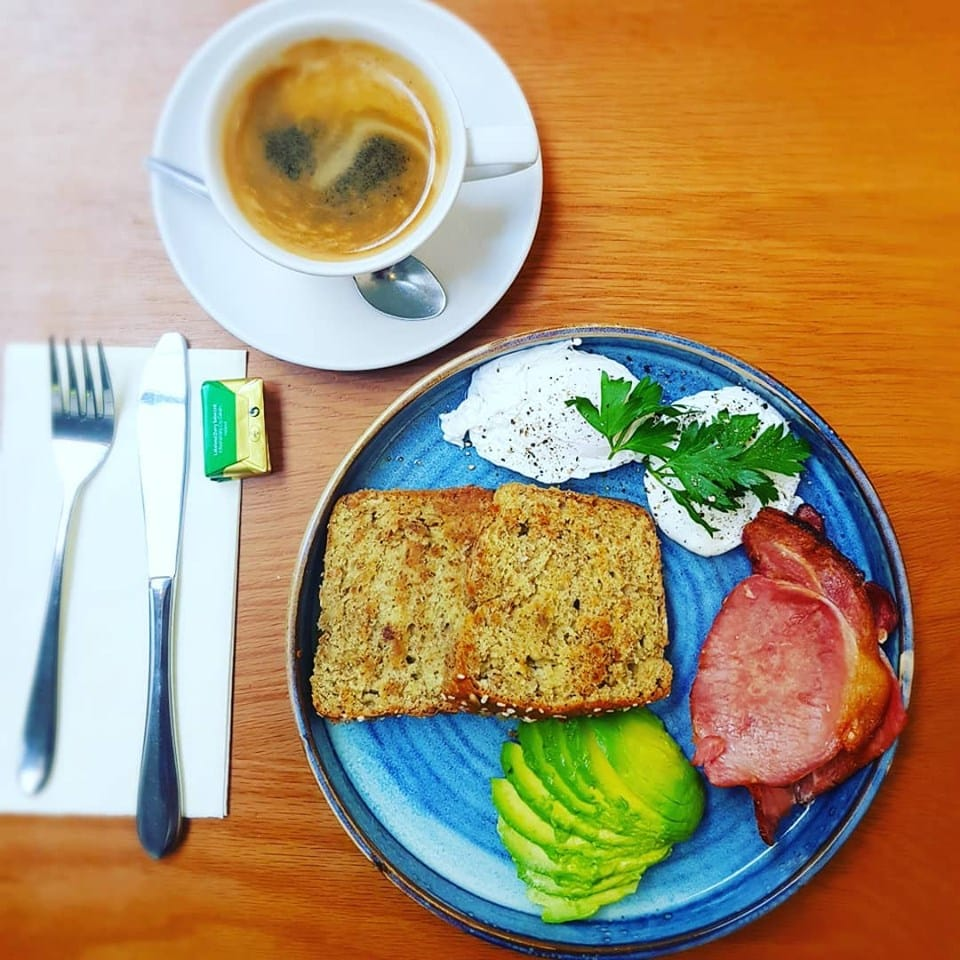 Cafe Conor is one of the 5 best breakfast and brunch places in Belfast