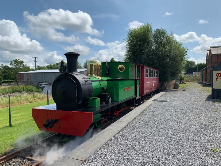 The Cavan and Leitrim Railway is one of the top 10 things to do and see in County Leitrim