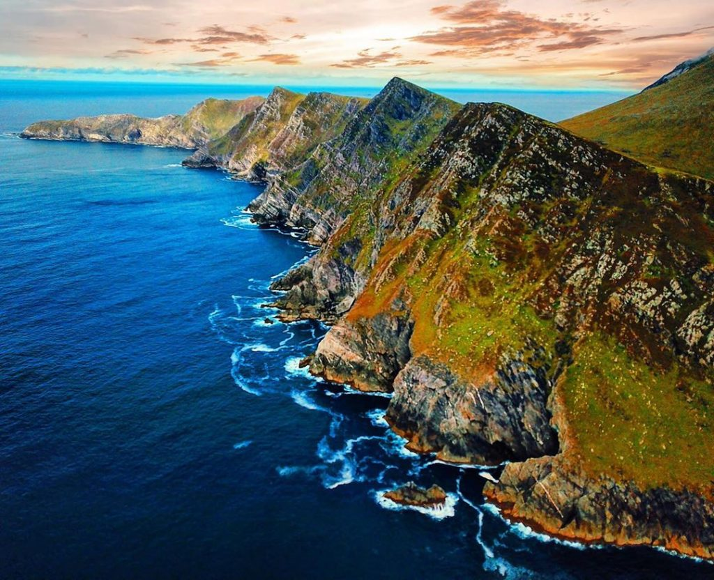 Croaghan is one of the top 10 most beautiful Irish mountains