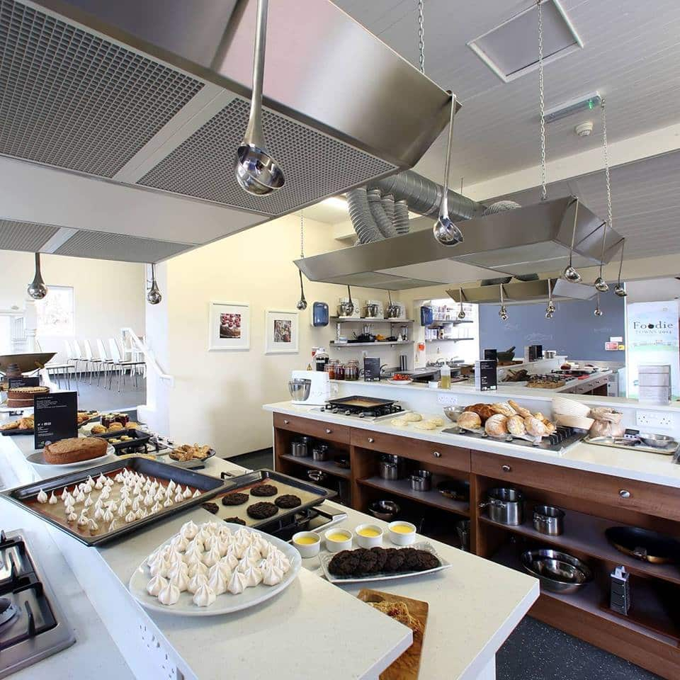 Dingle Cookery School is located in Dingle town