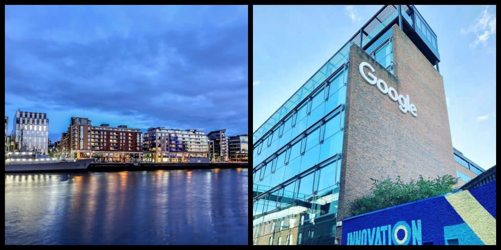 Dublin ranked top city in the world for foreign direct investment