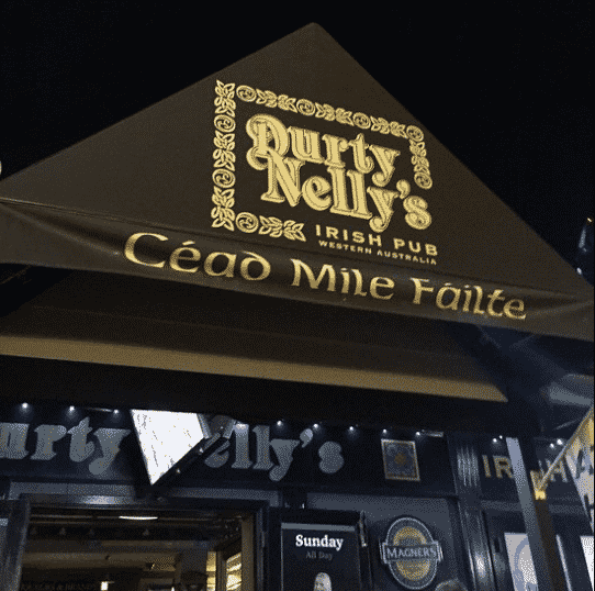 Durty Nelly's is one of the 10 best Irish pubs in Australia