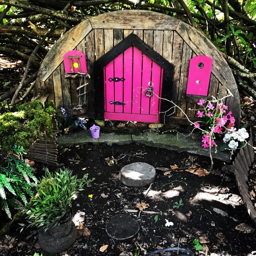 Erica's Fairy Forest is one of the top five adorable fairy villages in Ireland