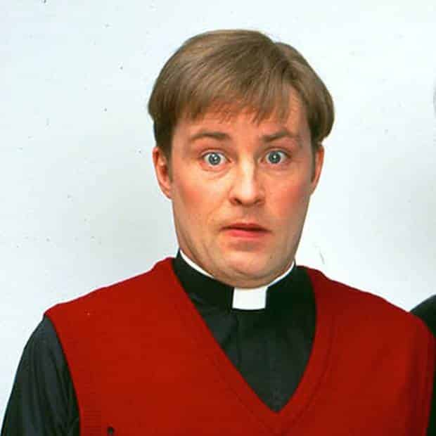 Father Dougal may be the best character on Father Ted