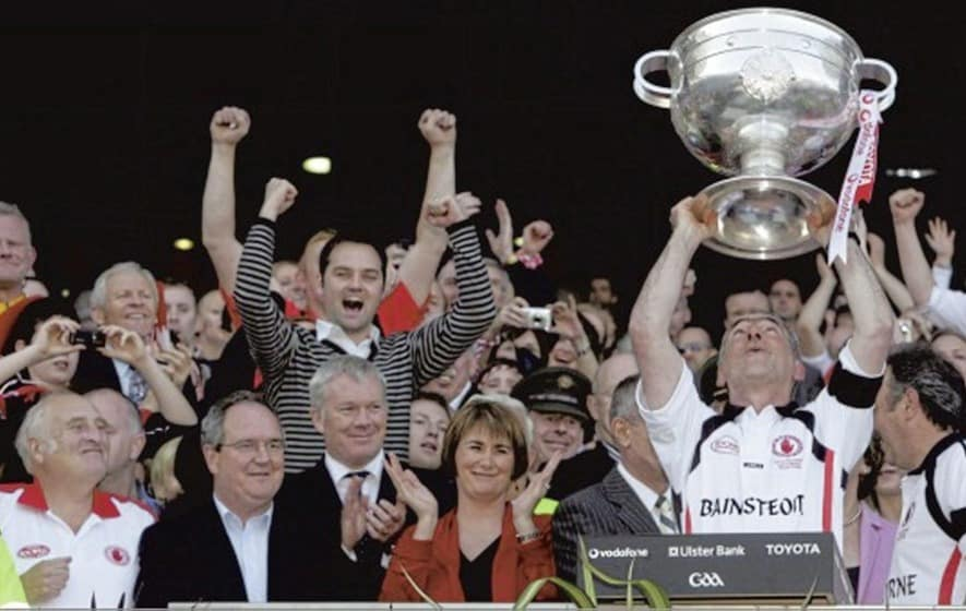 The 2008 championship was one of the 5 most memorable moments in recent Tyrone GAA history