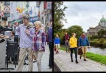 Galway voted 4th best city in the world to visit
