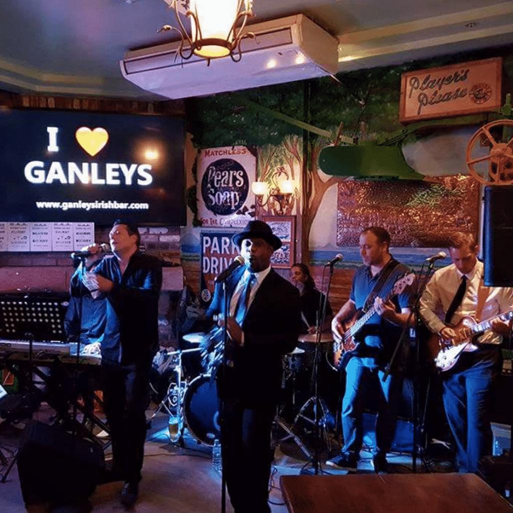 Ganley's is one of the 10 best Irish pubs in England