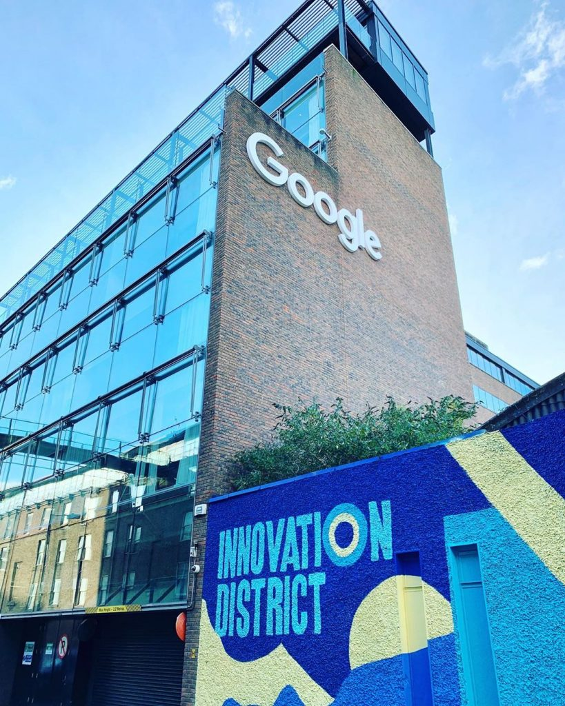 Google has acquired two new offices in Dublin