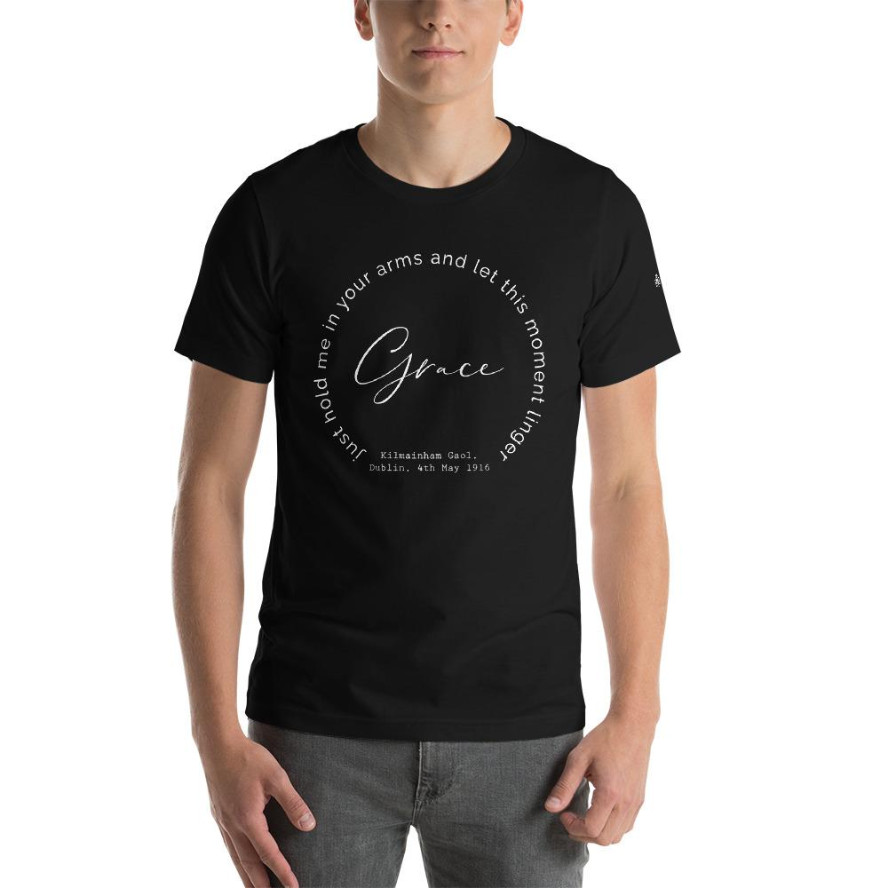 Grace is one of the top 10 cool Irish T-shirts and clothing.