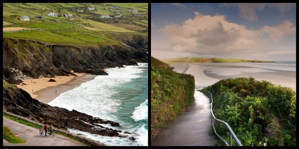 Ireland's top 10 beaches, according to TripAdvisor