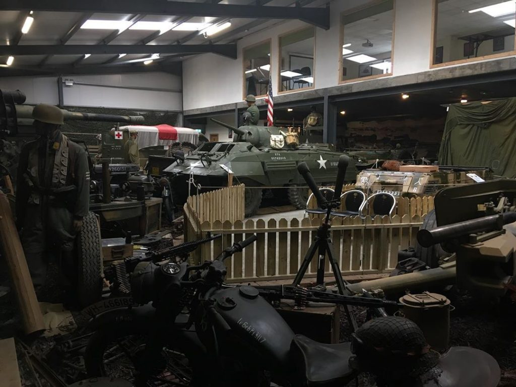 The Irish Military War Museum is one of the top 10 things to do and see in County Meath