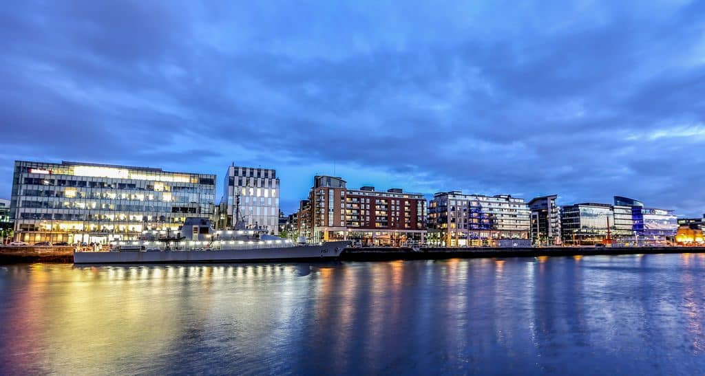 Dublin has been ranked as the top city in the world for foreign direct investment