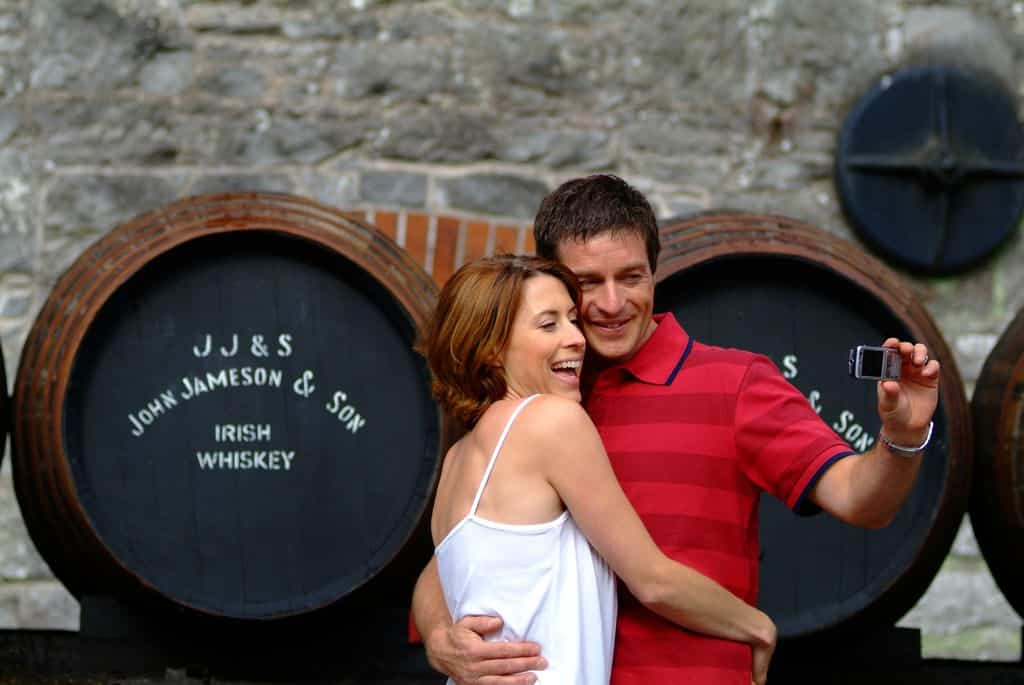 The Jameson Distillery is one of the top Dublin attractions
