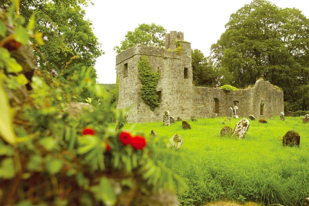 Loughcrew Estate is a charming place to spend an afternoon in Ireland