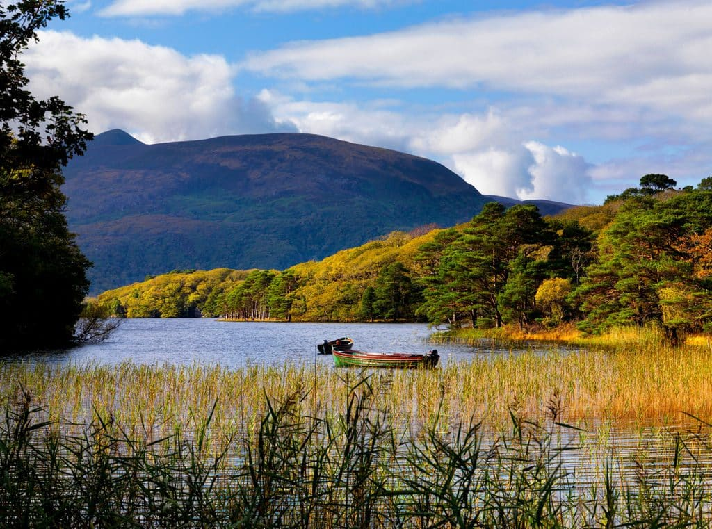 Purple Mountain offers views of Kerry