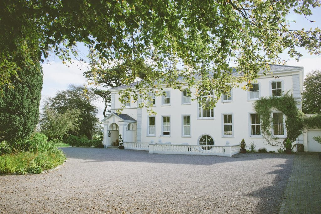 Liss Ard Country Estate in Skibbereen has beautiful gardens