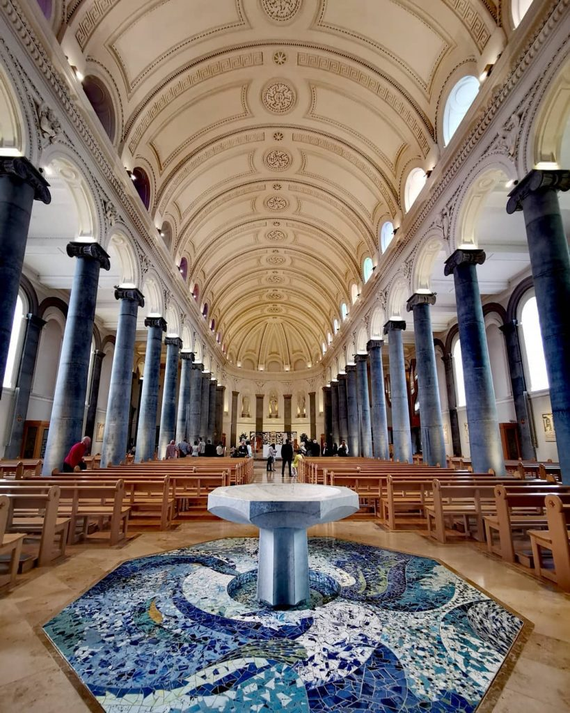 During your road trip from Dublin to Galway, check out St. Mel's Cathedral