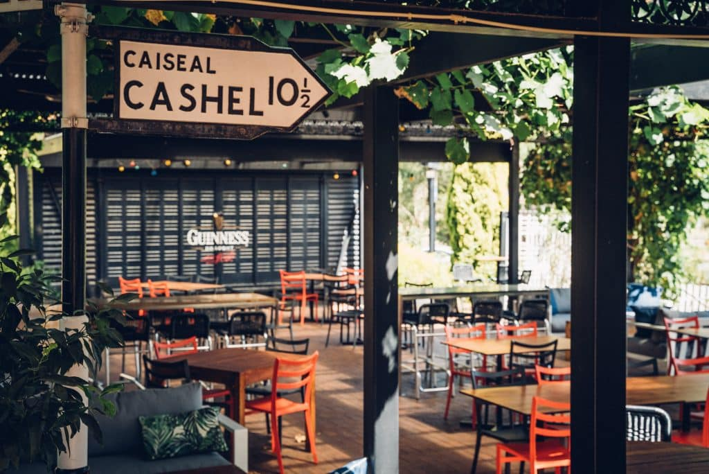 Mick O'Shea's is one of the 10 best Irish pubs in Australia